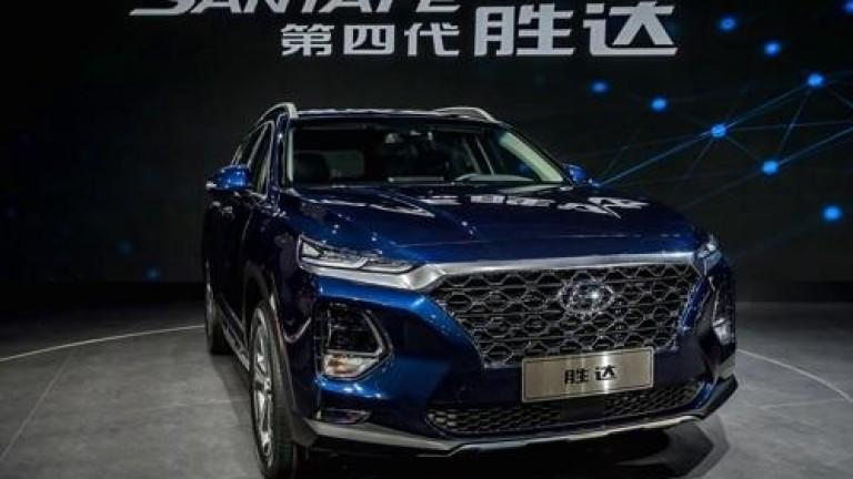 Оперативната печалба на южнокорейската автомобилна компания Hyundai в периода откомври