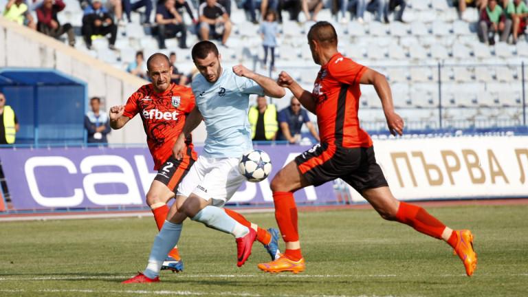 Ръководството на Дунав навива Исмаил Иса да остане в отбора