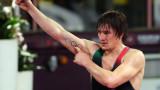 Борецът Даниел Александров остана със сребърен медал на Евро 2020