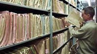 Над 200 души се подписаха за връщане на архивите ни от Русия