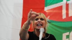 Резултатът от референдума в Италия заплаха за Меркел, обяви внучката на Мусолини
