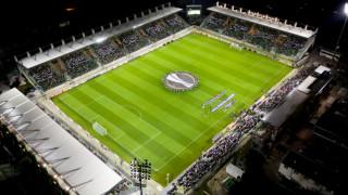 От УЕФА не признават новото име на стадиона на Лудогорец