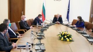 Борисов: Мерките съобразени само с медицинската експертиза