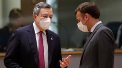 Италия застава до Франция и Германия и иска диалог с Русия