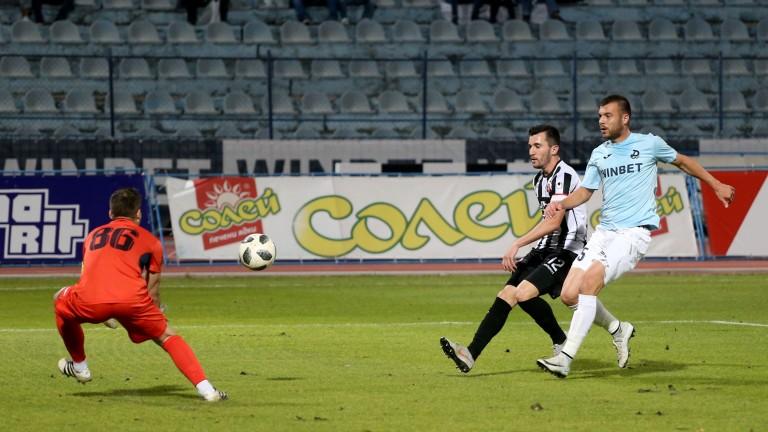 Локомотив (Пд) приема Дунав в последен мач от кръга