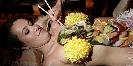 Японското суши може да изчезне, заради радиацията