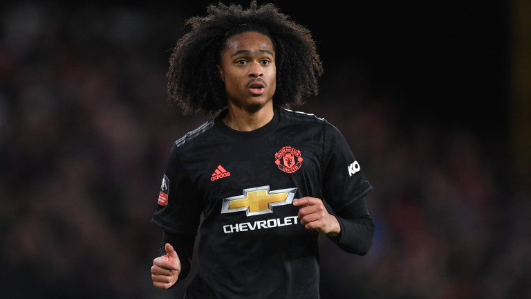 Интер желае още един футболист на Юнайтед