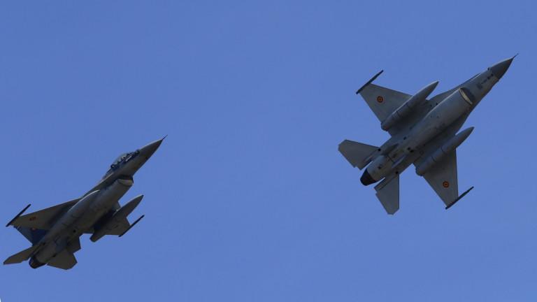 Румъния купува още 5 броя F-16 и модернизира 12-те, които има