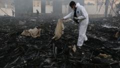Бомбардировката по траурната церемония в Йемен станала по погрешка