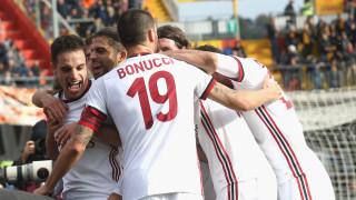 Милан без шестима основни играчи в Лига Европа