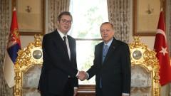 Вучич, Ердоган и Изетбегович се срещат в Истанбул