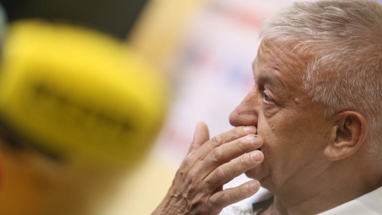 Христо Крушарски: Защо да има горчилка? Апетит и настроение никога не губя