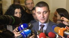 Няма да има актуализация на бюджета, убеждава Горанов