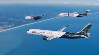 Самолетите с нулеви вредни емисии на Airbus