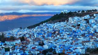 Тайната на Синия град