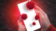 Връзката между смартфоните и разпространението на вирусите