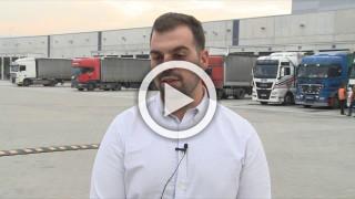 Мегасъоръжение: Как изглежда най-високият склад в България?