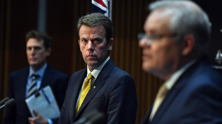 Австралийският министър на туризма Дан Техан заяви в сряда, че