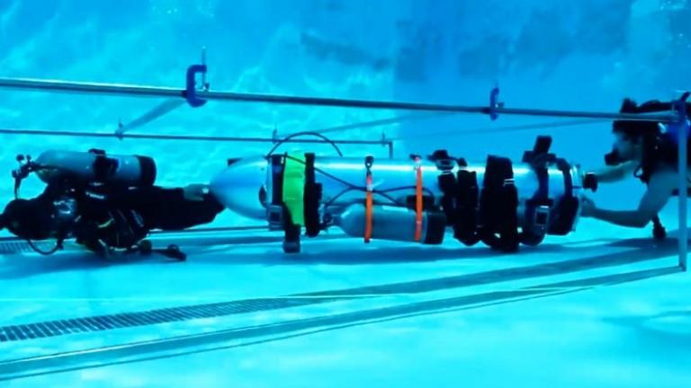 Подводницата, с която Мъск искаше да спаси децата в Тайланд