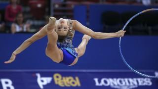 Боряна Калейн продължава с прекрасното си представяне в Ташкент