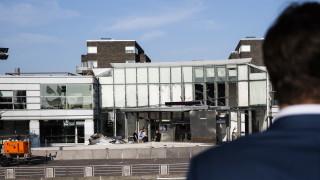 Бомбена експлозия пред данъчната служба в Копенхаген