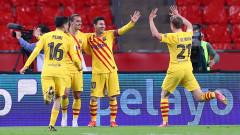 Барса разпиля Атлетик (Билбао) за 12 минути, каталунците с първи трофей при Куман