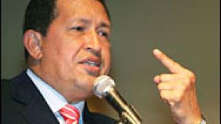 Чавес приканва към протести срещу обиколка на Буш в Латинска Америка