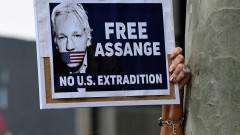 WikiLeaks съобщи за готвени нови обвинения на Асандж от САЩ