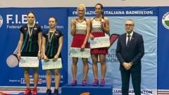Сестри Стоеви спечелиха титлата в Милано