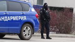 Грабежът на инкасо автомобил в Перник не бил извършен от вътрешен човек