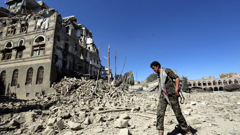 Тръмп: Рияд да свали блокадата на Йемен
