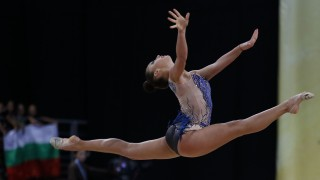 Боряна Калейн грабна среброто в многобоя на Световната купа в Ташкент