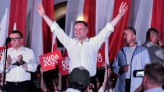Поляците избират президент на балотаж