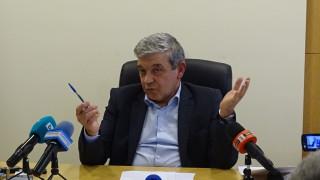 Отстраняват кмета на Благоевград заради фирмата му