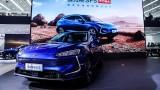 Huawei представи първия си хибриден автомобил