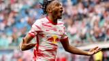 РБ Лайпциг - Херта 6:0 в мач от Бундеслигата