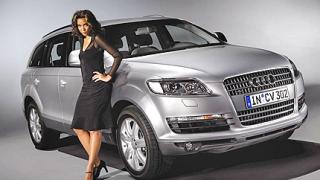 Q7 - най-продаваното Audi в България