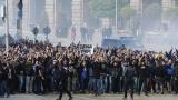 Полицията в Стара Загора на крак заради феновете на Левски