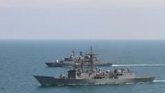 НАТО обсъжда разширяване на военното присъствие в Черно море