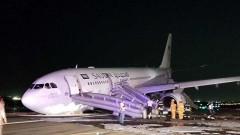 Над 50 ранени при аварийно кацане на самолет в Саудитска Арабия
