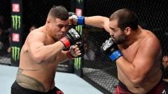 Багата: Не беше най-трудният ми мач в UFC