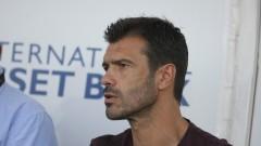 Росен Кирилов: Футболистите на Славия се бориха и заслужено паднахме