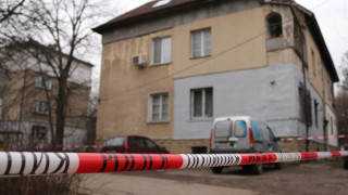Разследват убийство на възрастен мъж в София