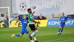 """Вдъхновяващ Черно море нанесе първа загуба на Арда за сезона, Курьор с два гола за """"моряците"""""""