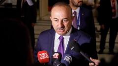 Турция обвини Израел, че помага на ПКК срещу Сирия