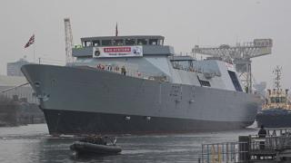 Силен вятър затвори русенските пристанища