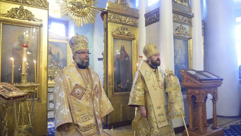 Снимка: Любчо Нешков: Визитата на руския митрополит Иларион е намеса във вътрешните ни работи