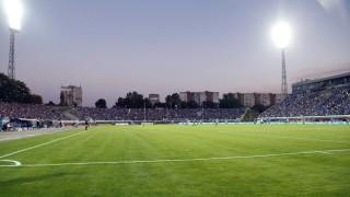 Новият спонсор на Левски ще прави и козирката на стадиона
