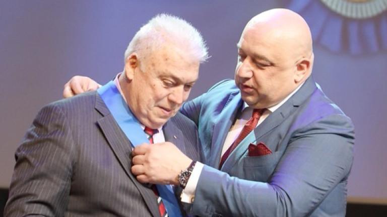 Легендата на Локомотив (Пловдив) Христо Бонев изрази задоволство от работата