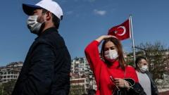 15 турски града под двудневна блокада заради коронавируса